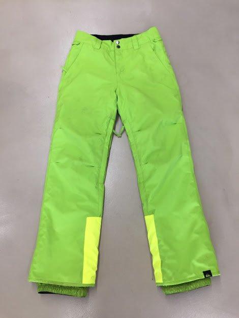 Ρουχισμός για σκι: Επιδιόρθωση παντελονιού με μπαλωμα χαμηλά στα πόδια, λόγω φθοράς